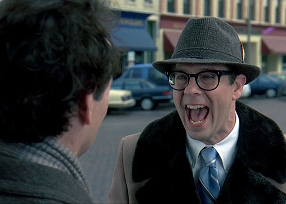 Stephen Tobolowsky— Groundhog Day's Ned Ryerson—on What He Learned From Harold Ramis