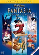 Disney 3: Fantasia (DVD - Suomalainen kansi)