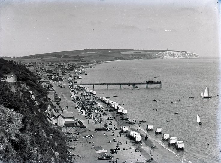History of Sandown Isle of Wight | Sandown Isle of Wight - Seaside holidays…