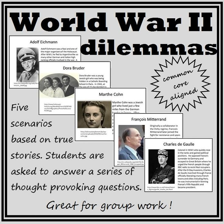an introduction to the history of the second world war World war two changed the world and changed history like no other event in the modern era from phoney beginnings to global devastation, the course of history.
