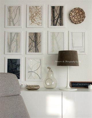 art wall creation . #2 . Interior design / Styling concept / Photography / Writing Iro Ivy Nassopoulos for @live from IKEA FAMILY