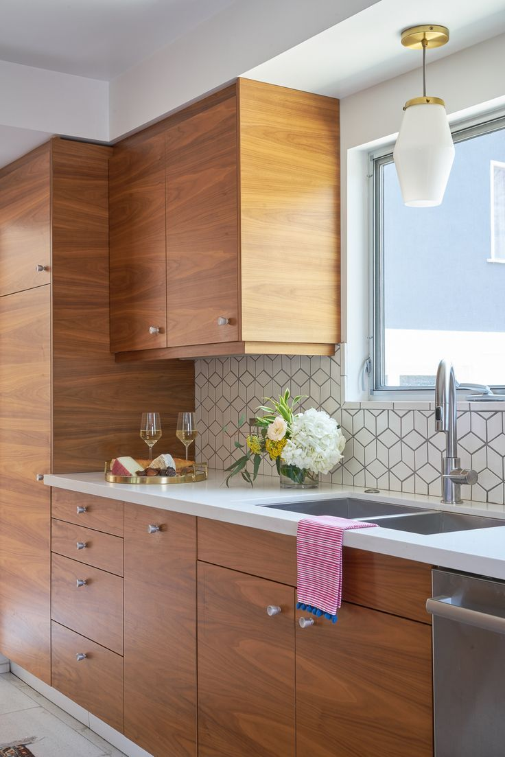 Designing An Ikea Semihandmade Kitchen What You Need To Know Modern Kitchen Remodel Mid Century Modern Kitchen Remodel Mid Century Modern Kitchen