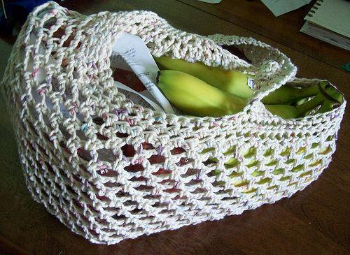 Crochet Market Bag Pattern : crochet market bag free pattern CROCHET TOTES/BAGS Pinterest