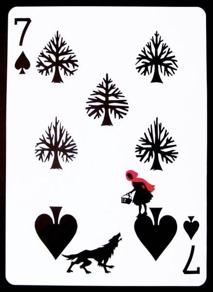 Игральные карты как художественные произведения » Outshoot