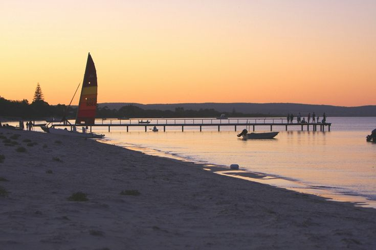 Siesta Park Holiday Resort - with a gorgeous beachside location and plenty of room for kids to play, this is a perfect holiday choice for families visiting the Busselton area. #accommodation #busselton #familyfriendly #familytravel