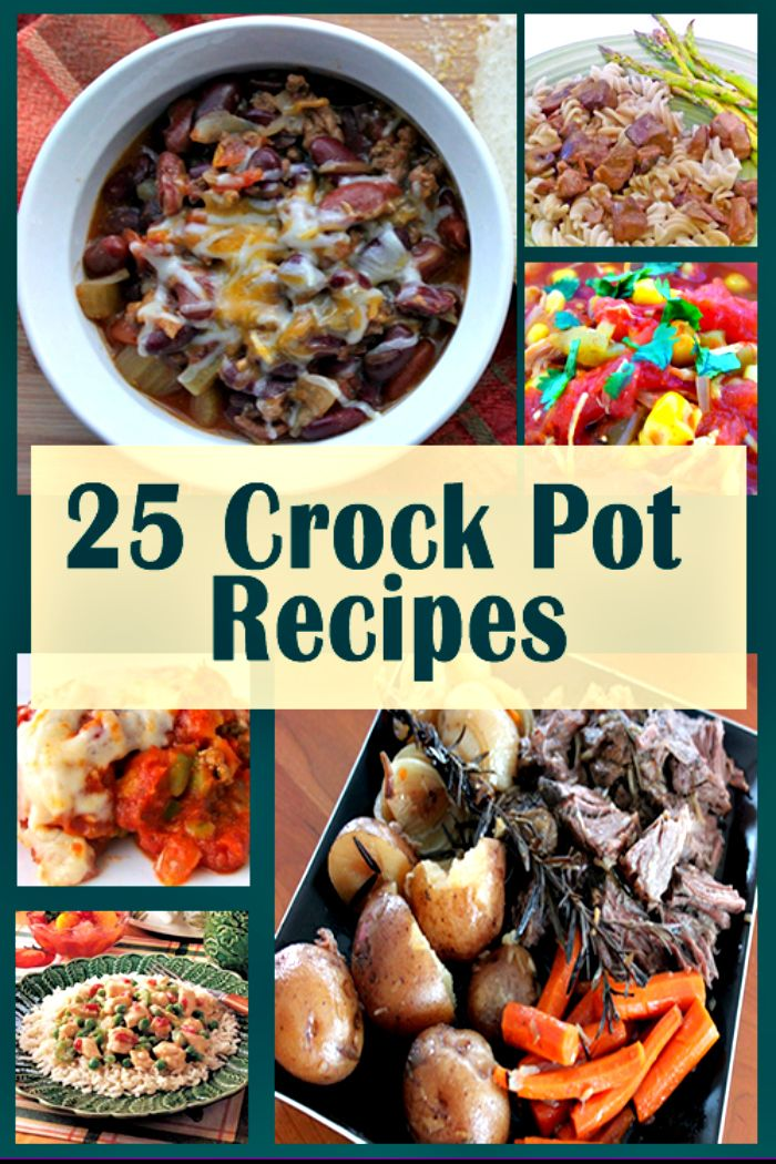 1000 images about crock pot on pinterest crockpot for Chicken recipes in crock pot healthy