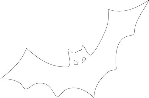 How to make Halloween Bats from Inner tubes.OR use this ...