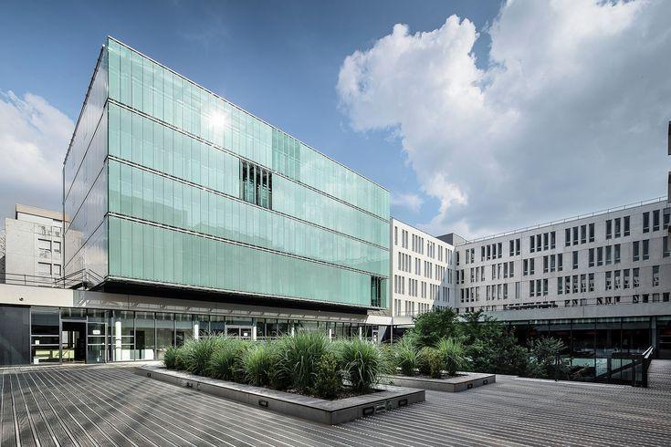 """Gallery - University Centre """"des Quais"""" / Auer Weber - 10"""