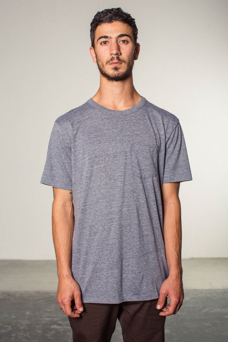 Pogue S/S Pocket Knit - Tops - Clothing - Men's   BRIXTON Apparel, Headwear, & Accessories
