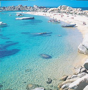 Lavezzi, Corsica, France. Based in OneOcean Port Vell, Barcelona - We are a luxury yacht rental company redefining the yacht charter experience. www.charterdart.com