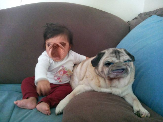 People Who Tried Face Swap On a Baby, And Regretted It Immediately