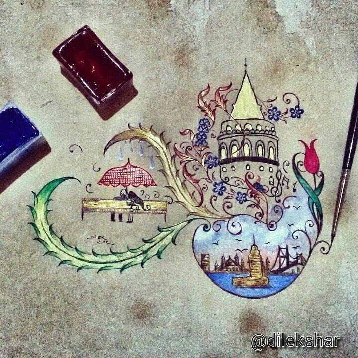 İstanbul Aşk- Dilek Şar