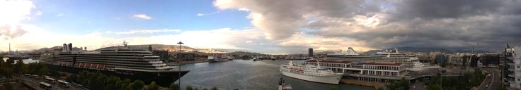 - View from our offices / panoramic