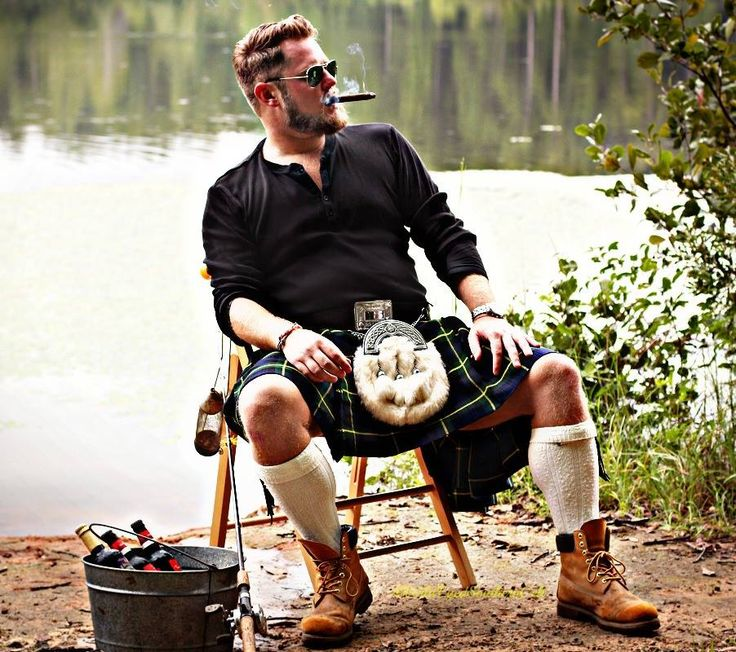 THE KILTED
