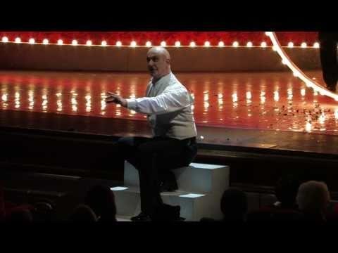 """Sebastiano Lo Monaco in un brano di """"NON SI SA COME"""" registrato al Teatro della Pergola di Firenze - stagione teatrale 2009-2010.  NON SI SA COME - di Nicola Fano da Luigi Pirandello"""