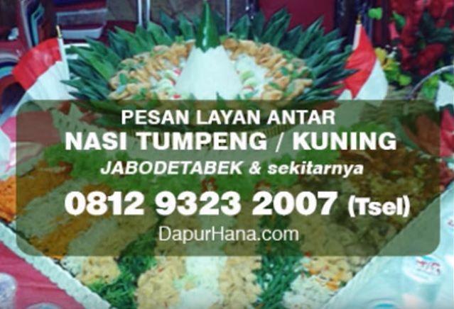 081293232007 (Tsel) Pesan Tumpeng Nasi Kuning di Bekasi Hias Unik Murah Enak Ultah Ulang Tahun Anak Suami Pernikahan Delivery