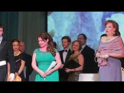 Травиата. Опера в 3-х действиях. Иркутская филармония, 2015 год
