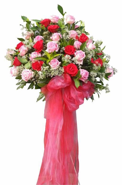 Bunga Rangkaian Untuk Pernikahan