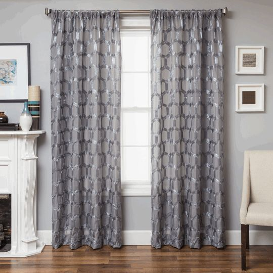 17 Best Images About Sheer Curtains Drapery Panels On Pinterest Window Treatments Del Mar