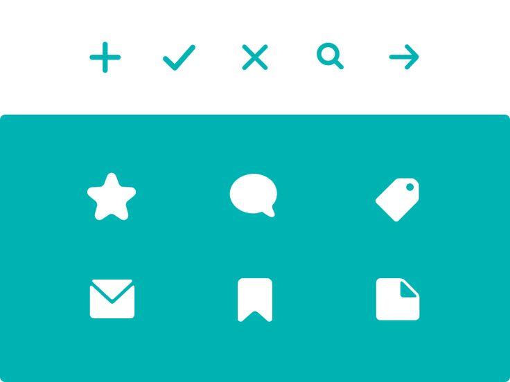 Prismatic iOS Icons