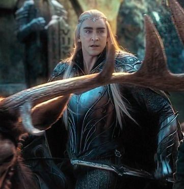 The Hobbit: the Battle of the Five Armies - Lee Pace as