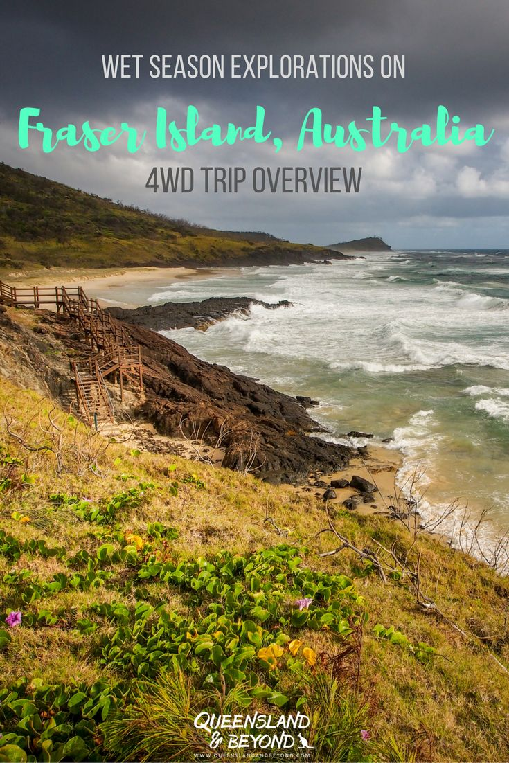 Exploring Fraser Island in Queensland is one of the must-do activities in Australia if you're into the great outdoors. Take a quick tour or better still, take your time and spend a week on the island. Here's our itinerary and trip notes from our 4WD week on Fraser.   🌐 Queensland & Beyond   #fraserisland #4WD #queensland