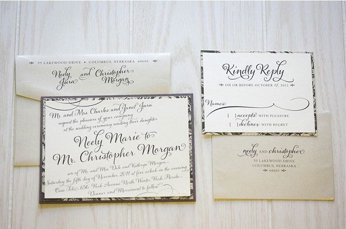 Do You Put Names On Wedding Invitations: 54 Best Wedding Images On Pinterest