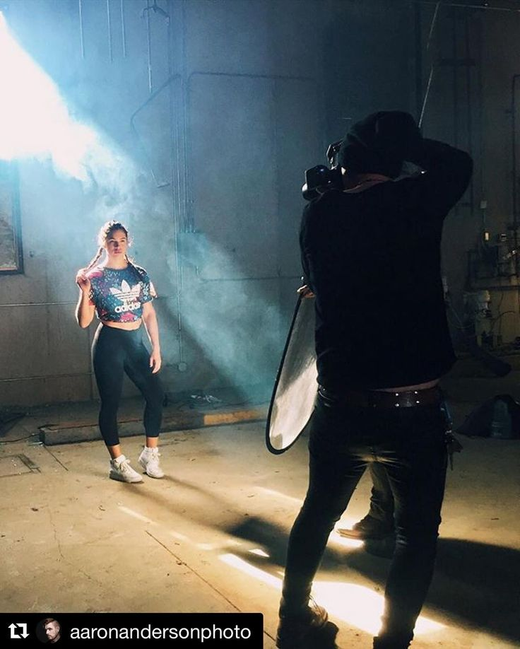 Behind the scenes by @aaronandersonphoto :  I thought you might enjoy a little #bts with your #tbt! This one was from our awesome shoot with @sea_air_ah_  . . . @iso1200magazine @flash_mates @famousbtsmagazine @nikonusa #nikonshooter #photoglife #lighting #throwback #adidas #behindthescenes #dowork #setlife #beawesome #aaronandersonphoto