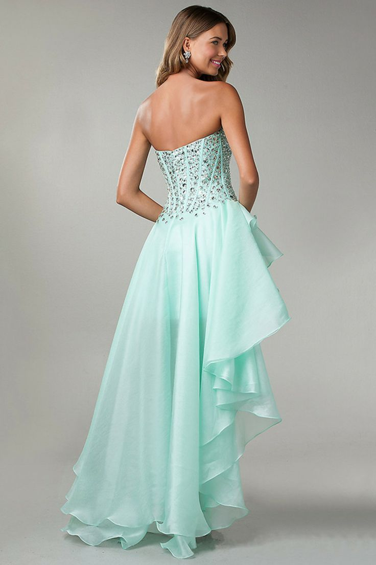 315 best Prom Dresses images on Pinterest | Ball gown, Long prom ...