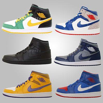 koujiaofangliao on. Jordan 1 MidRunning Shoes ...