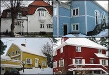 Måleriföretag med hantverkare och fasadrenoveringar i Stockholm