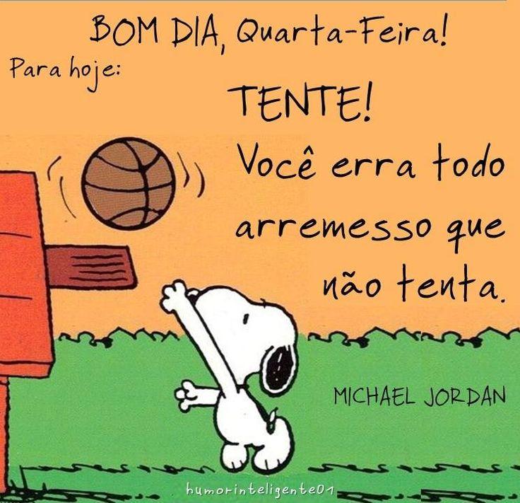 Não há que ter medo de falhar... tenhamos medo de não tentar.!...