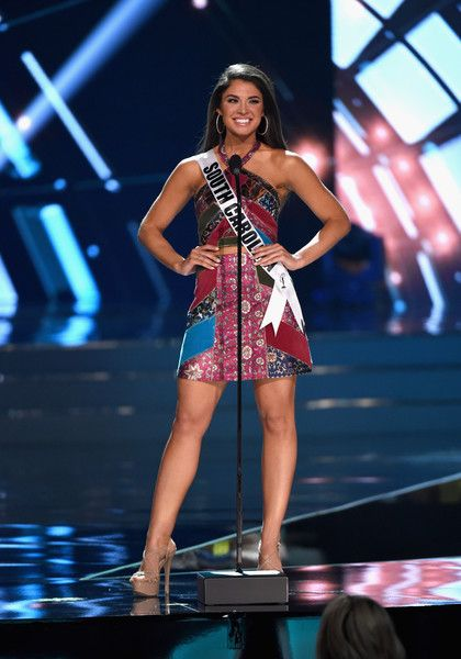 Miss South Carolina, Leah Lawson - Every Beautiful Contestant From the 2016 Miss USA Competition - Photos