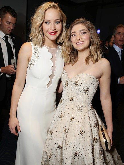 Willow Shields opens up to PEOPLE about her special relationship with Jennifer Lawrence on The Hunger Games