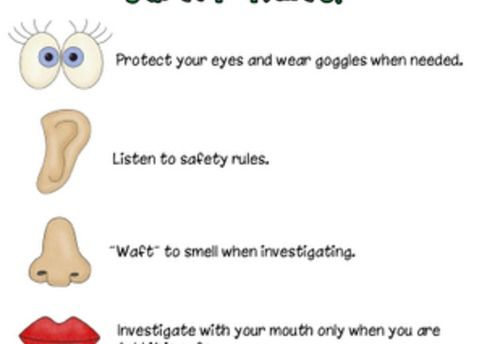 13 Best Images About Science Safety On Pinterest Cartoon
