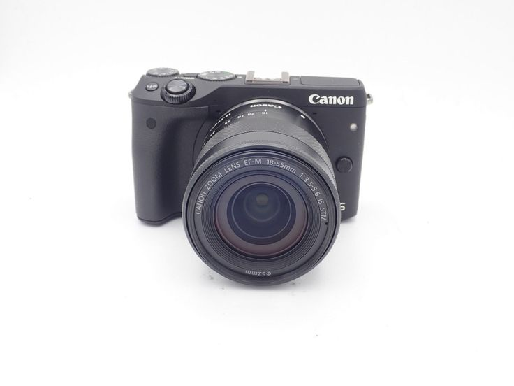 Canon EOS M3 Digital Camera kit (5272): $365.50 (29 Bids) End Date: Monday Aug-7-2017 11:17:21 PDT Bid now | Add to watch list