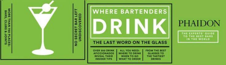 """Nie ma nic pewniejszego, niż informacje uzyskane z pierwszej ręki. Idąc tym tropem: najlepsze bary wskażą Ci zawodowi barmani. Nie znasz żadnego? Spokojnie, Adrienne Stillman zapytała ich za Ciebie, a wszelkie opinie zebrała w książce """"Where Bartenders Drink"""". http://exumag.com/?p=7716"""