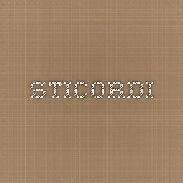 STICORDI 2020