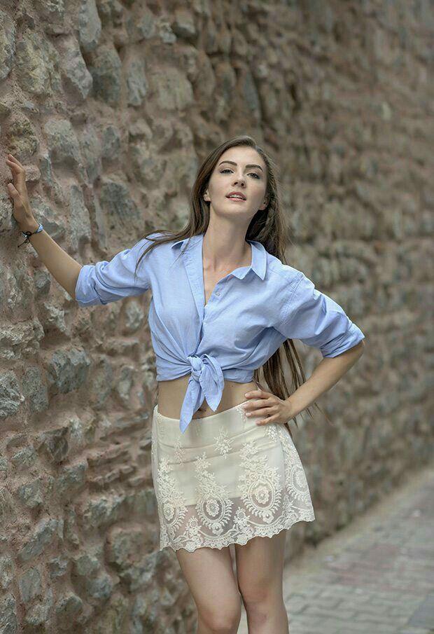 Limerence End Model Pakaian Mode Korea Wanita Cantik