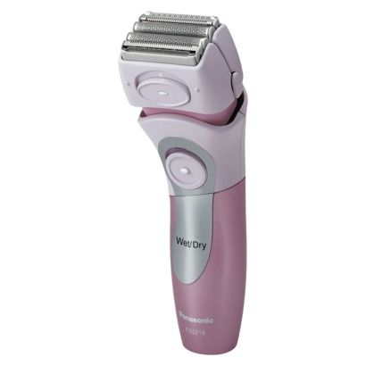 Panasonic Close Curves 4-Blade Wet/Dry Ladies Shaver Zoey