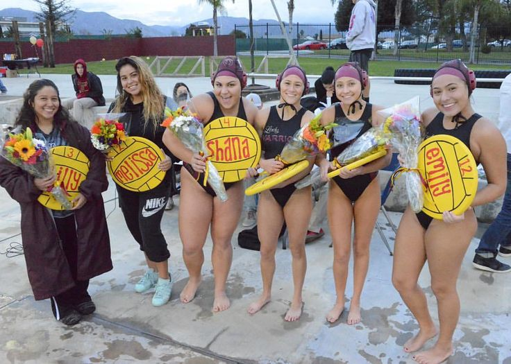 """323 Likes, 6 Comments - Alemany High School (@alemanyhighschool) on Instagram: """"Girls water polo senior night. Varsity beat Marymount 21-13. #waterpolo"""""""