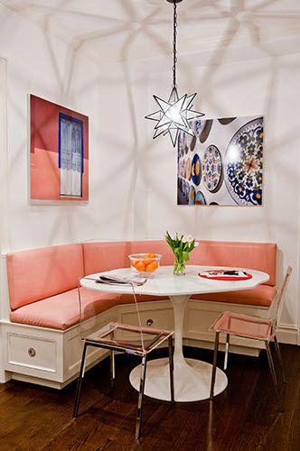 25 best ideas about kitchen corner booth on pinterest kitchen booth table corner dining nook - Corner booth kitchen ...