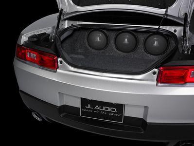 Sb Gm Ctrip 10tw3 Dg Stealthbox For 2010 2015 Chevrolet Camaro Camaro Chevrolet Camaro Car Audio Systems