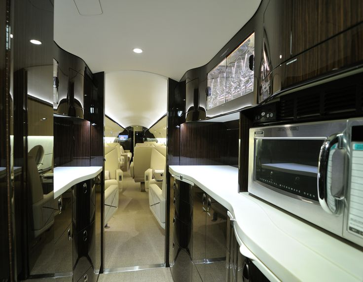 15 Best Luxury Private Jet Interiors Images On Pinterest Luxury Jets Airplanes And Luxury
