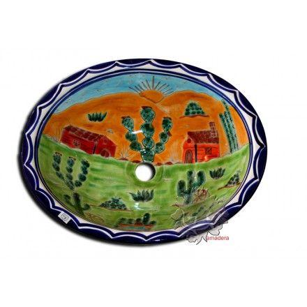 Lavabo ou lave main en céramique pour décorer une salle de bain