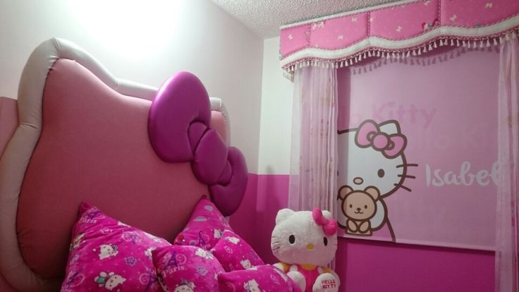 Ideas cuarto hello kitty