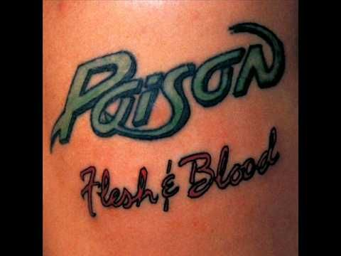 Title: Unskinny Bop (track 05)    Artist: Poison  Album: Flesh & Blood  Year: 1990  Label: Enigma, Capitol    Lyrics:    a bop got you so jumpy  Why can't you sit still yeah  Like gasoline you wanna pump me  And leave me when you get your fill yeah    PRE-CHORUS:  Everytime I touch you and you get hot  I wanna make love, you never stop  Come up for air you pull ...