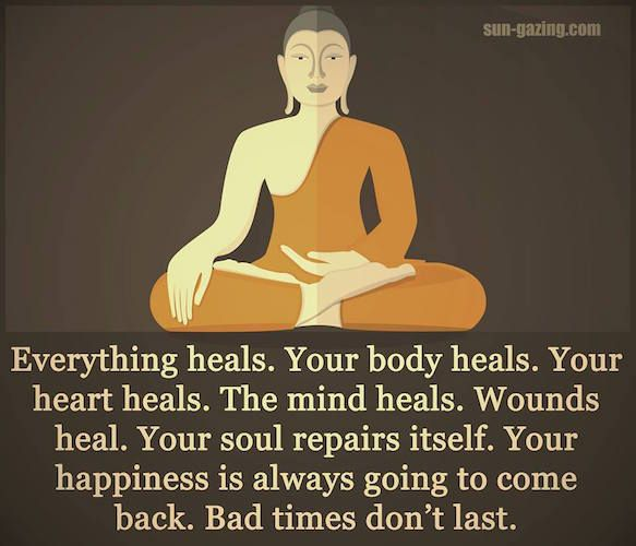 Everything Heals
