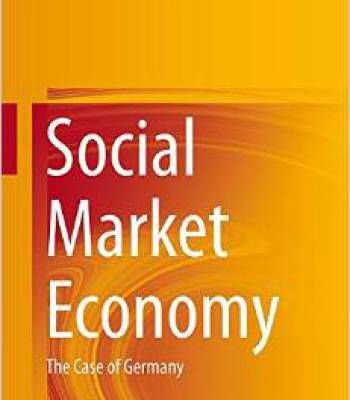 Social Market Economy: The Case Of Germany PDF