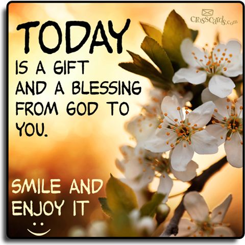 good morning everyone have a blessed weekend